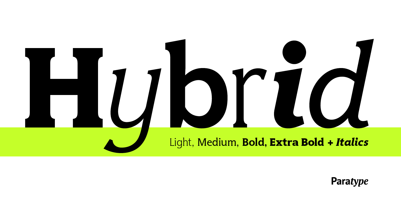 Paratype com — excellent fonts for your project