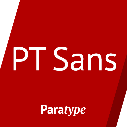 Paratype fonts for Samsung smartphones and tablets
